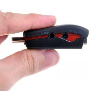 Pen Adaptador Conversor HDMI - VGA Áudio HD LCD PC TV