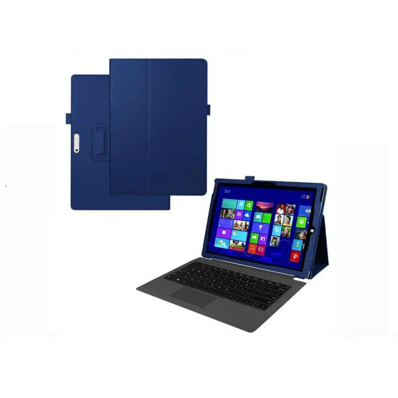 Capa Pele Microsoft Surface Pro 3 + Película +Pen