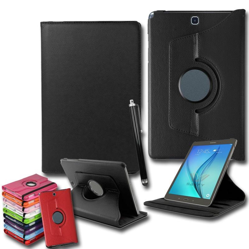 Capa Cover 360 Samsung Galaxy Tab A 9.7 T550 P550 + Película+Pen