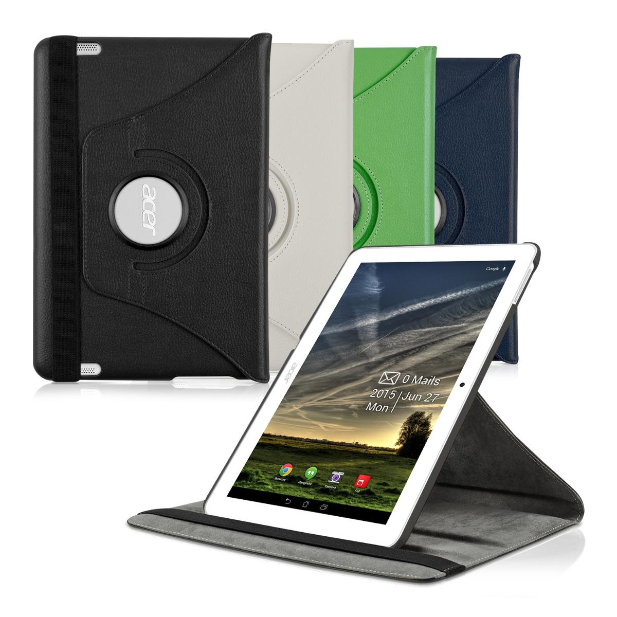 Capa PU Pele 360 Acer Iconia Tab 10 (A3-A20)