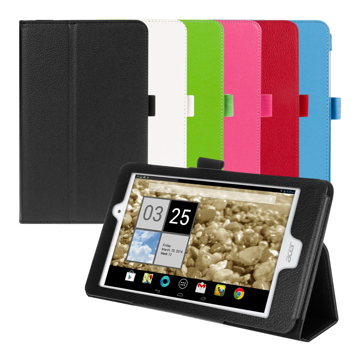 Capa PU Pele Acer Iconia Tab 8 A1-840 FHD