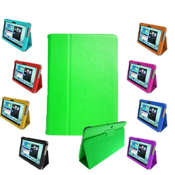 Capa PU Pele Samsung Galaxy Tab2 10.1 P5100 P5110