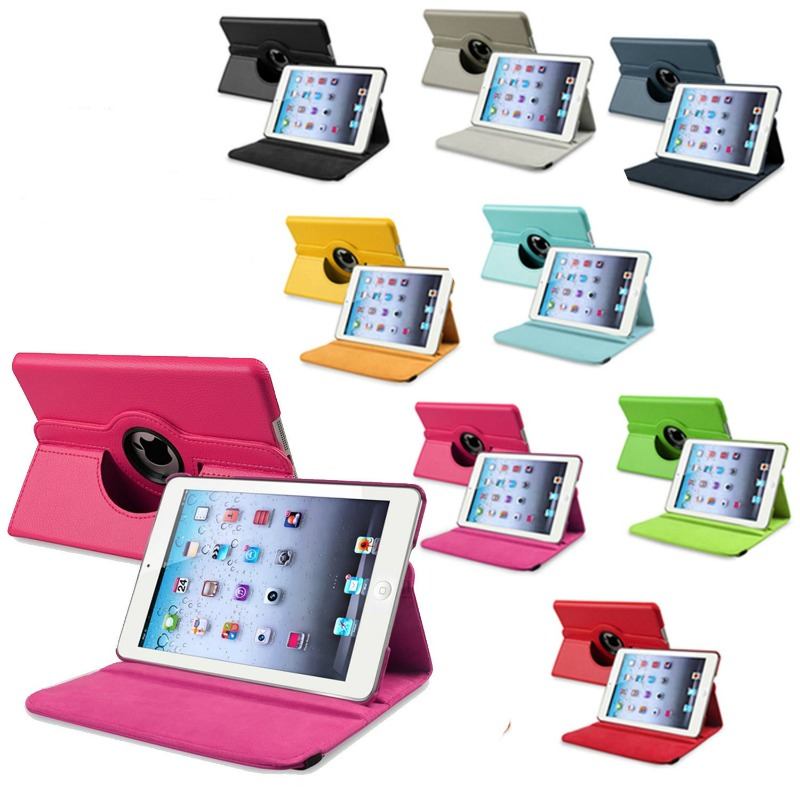 Capa Smart Cover 360 Apple iPad Mini 4 +Pelicula + Pen