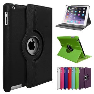 Capa Smart Cover 360 PU Pele Apple iPad Mini 4