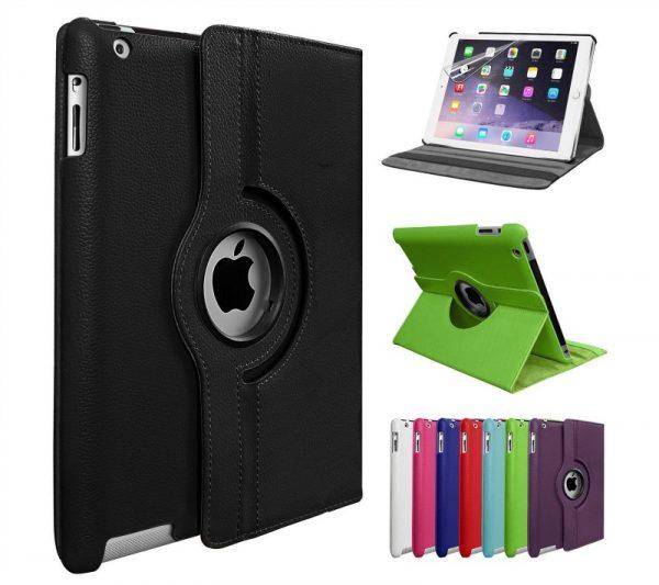 Capa Smart Cover 360 PU Pele Apple iPad Mini 4