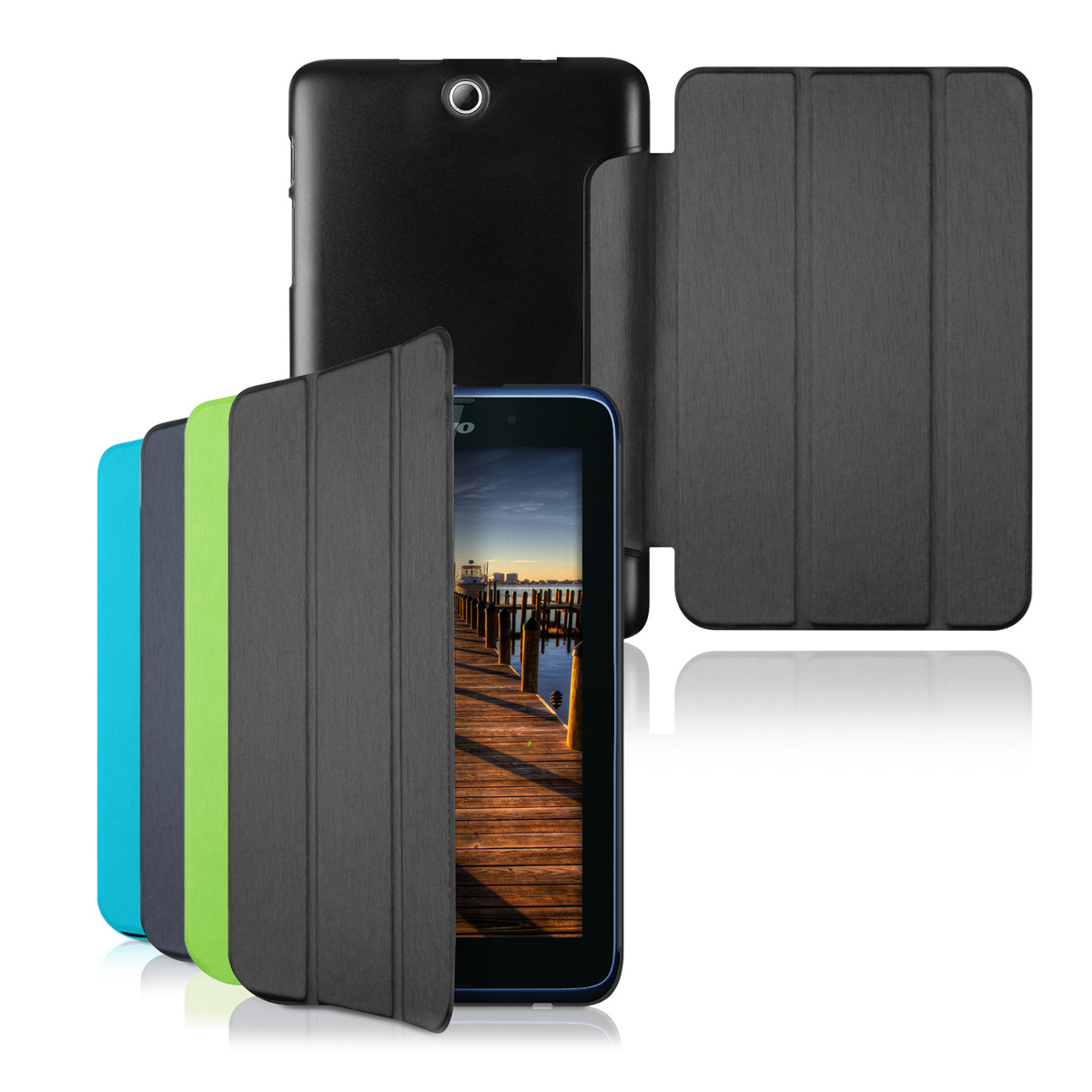 Capa Smart Cover LENOVO IDEATAB A7-50 (A3500)