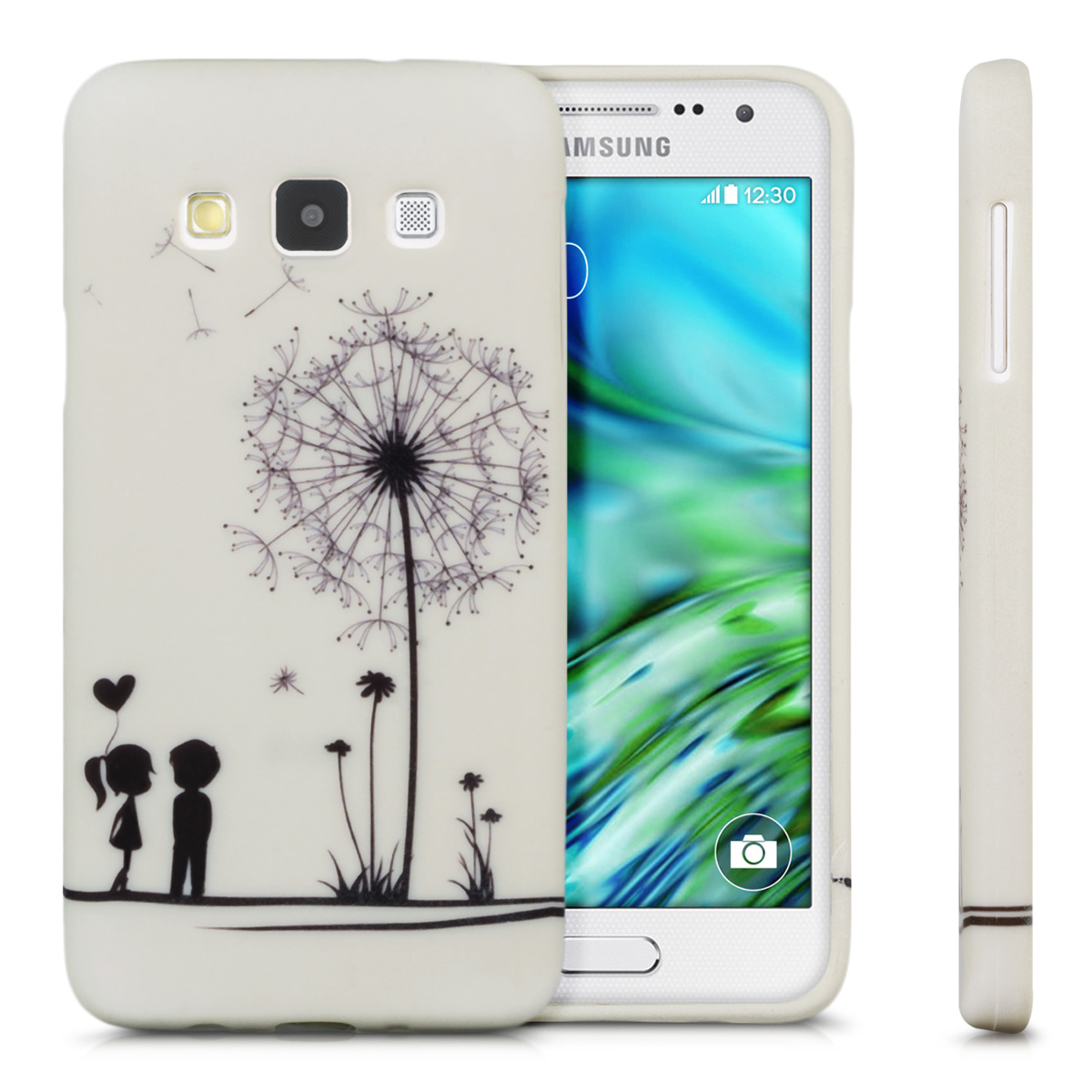 Capa TPU SILICONE Samsung Galaxy A3