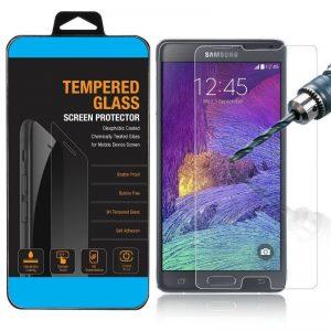 2x Pelicula Vidro Temperado 9H Samsung Galaxy Note 4