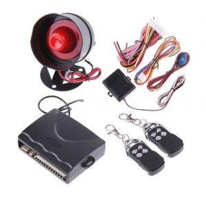Sistema de Alarme para Carro Alta Qualidade + 2 Comandos